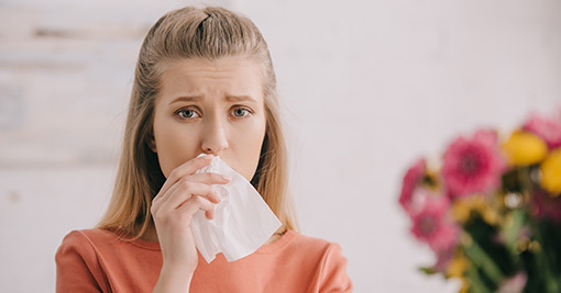 Seasonal allergies are underway: how can allergy sufferers overcome them?